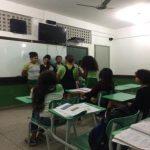 ação social escola